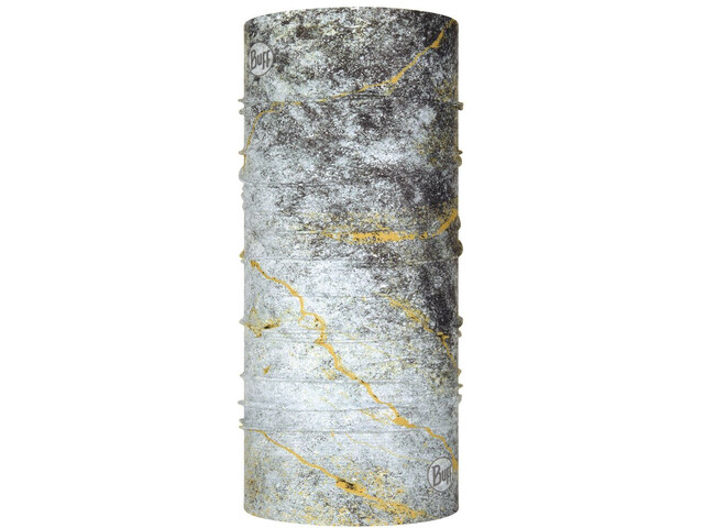 Buff Coolnet UV+ Neck Tube metal grey